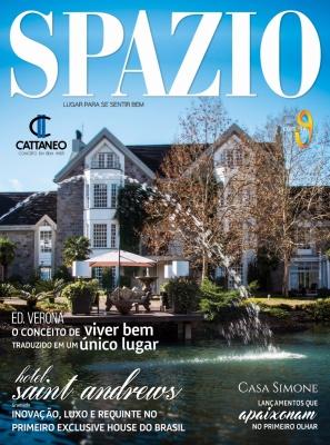 Apresentamos a XII Edição da Revista Spazio