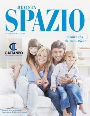 Confira a 2ª edição da Spazio