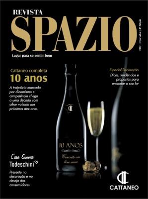 Revista Spazio 4ª edição