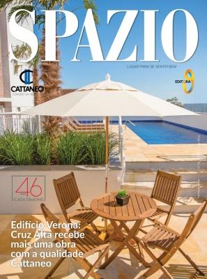 14ª Edição da Revista Spazio
