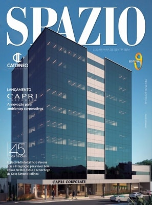 13ª Edição da Revista Spazio